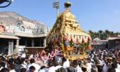 திருவண்ணாமலை அருணாசலேஸ்வரர் கோவில் தங்கத்தேர்