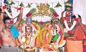 சாயல்குடி கைலாசநாதர் கோயிலில் திருக்கல்யாண உற்ஸவம்