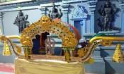 பாலா திரிபுரசுந்தரி கோவிலில் உற்சவ மூர்த்தி பிரதிஷ்டை