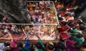 மயிலாப்பூர் முண்டகக்கண்ணியம்மன் கோவிலில் பக்தர்கள்