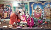 புவனகிரி ராகவேந்திரர் கோவிலில் ஆராதனை விழா நிறைவு