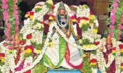 வெங்கடாசலபதி கோயிலில் புரட்டாசி உற்ஸவ திருக்கல்யாணம்